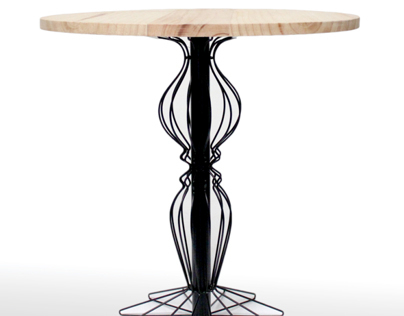 Mesa auxiliar ROCOCO / ROCOCO Side table 2013