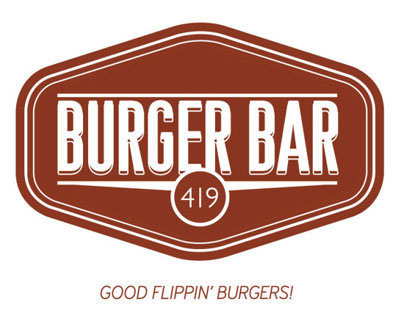 Burger Bar 419 Logo