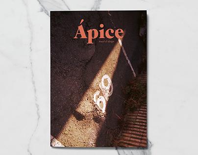 Ápice magazine