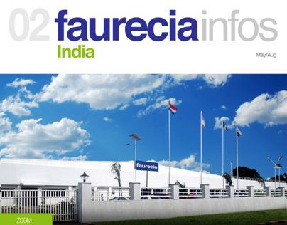 Faurecia Infos India