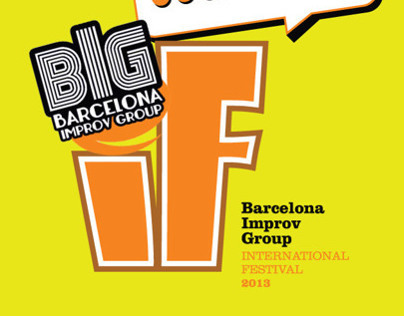 Barcelona Improv Festival - The BIG IF