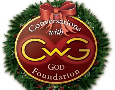 Conversations with God (Website & Logo)