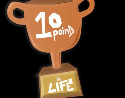 Life Achievements - Design Project