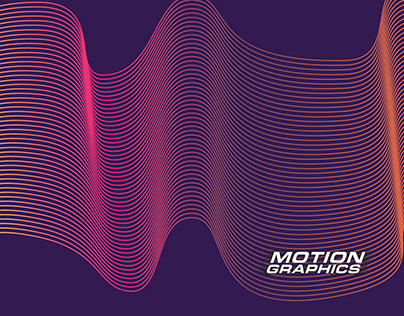 Keep moving - motion graphic projects