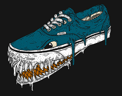Vans Monsters