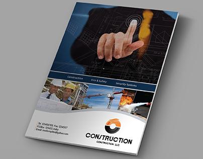 Brochure Template (English & Arabic)