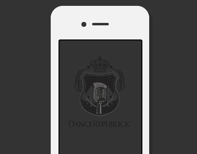 DanceRepublick iPhone App