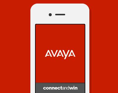Avaya ConnectAndWin App