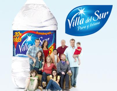 Villa del Sur Web