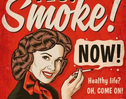 YES! SMOKE! NOW!