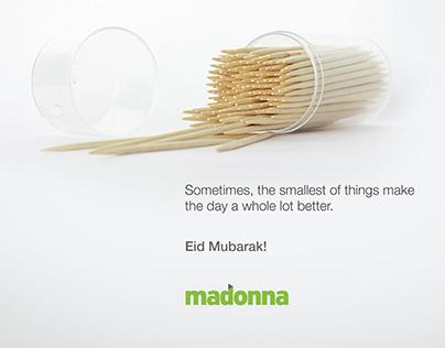 Madonna_Eid Ul Adha 2018