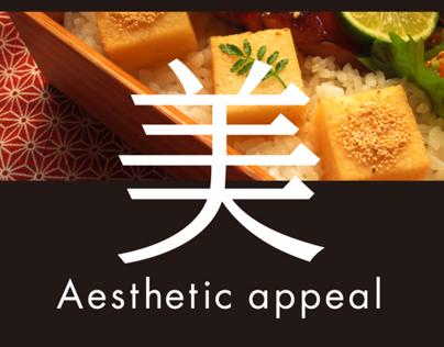 Aesthetic appeal BENTO