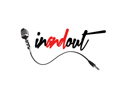 In and Out Logo Creation