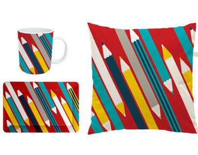 Unused pattern design