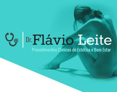 Website Dr. Flávio Leite