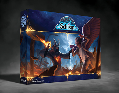 Schism - Tabletop game