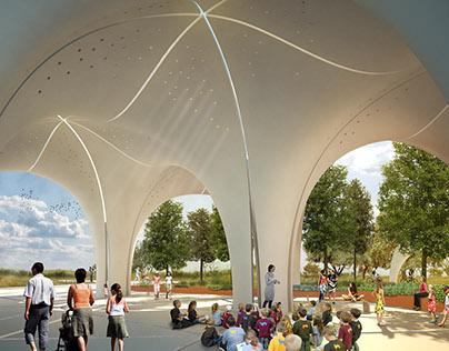 Confluence Park Pavilion