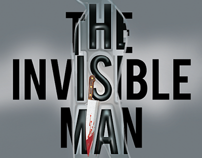 The INVISIBLE MAN- Vector Art- Poster Posse