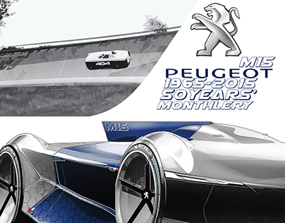 Peugeot - M15
