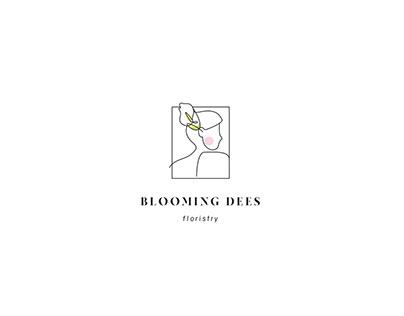 The Florist Branding