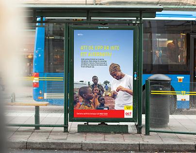 ACT, svenska kyrkans internationella arbete