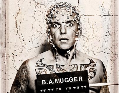 BADC Charity Mugger