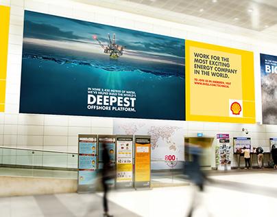Shell Aberdeen Airport