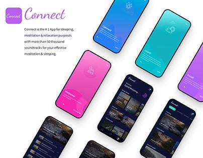 Connect Meditation App