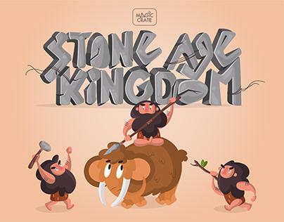 STONE AGE KINGDOM : BOARD GAME (Magic Crate)