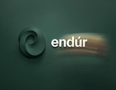 Endúr - Branding / Visual identity