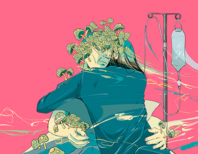Can psychedelics help make dying easier...?