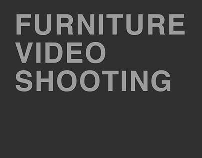 FURNITURE VIDEO SHOOTING