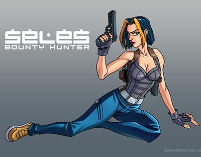 Bounty Hunter Seles
