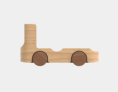 CARLATTREZZI | Wood toy