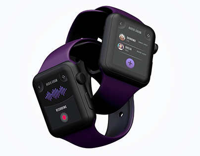 Audio Message App