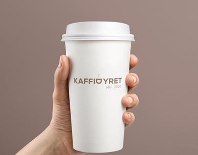 Design av logo og gavekort for Kaffidyret