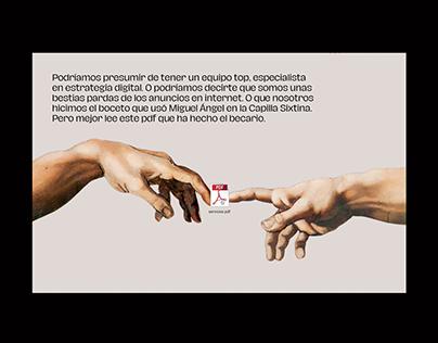 Agencia Agencia - web design