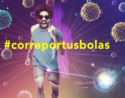 #correportusbolas