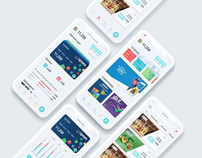 Loyalty App Design