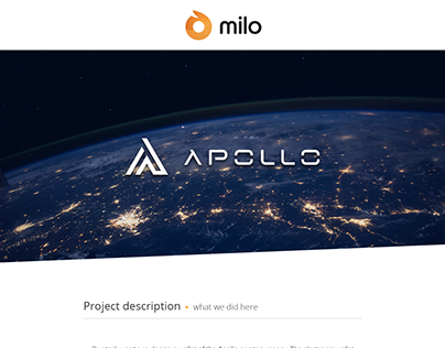 Apollo Currency Wallet - by Milo