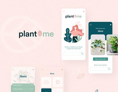UX/UI plantme