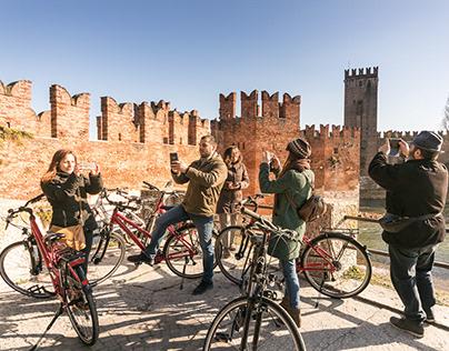 Photo & Bike Tour Verona