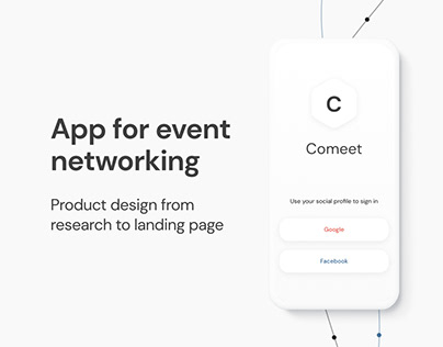 App for event networking