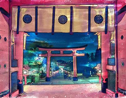 Stroll through Kyoto - Pt.2