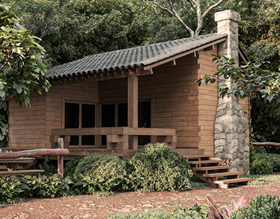 Exterior - The Shack