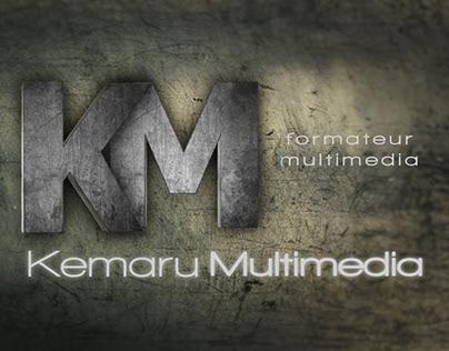 Logo Motion Design Kemaru Multimedia