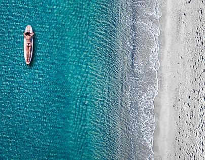Poetto Beach - Sardinia