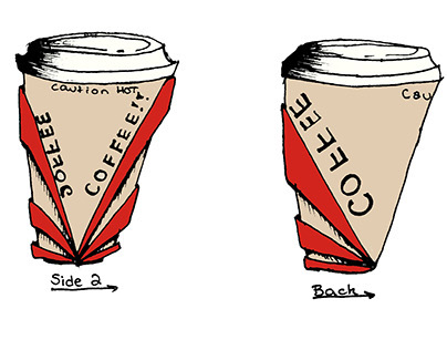 Coffee Cup Concept Design