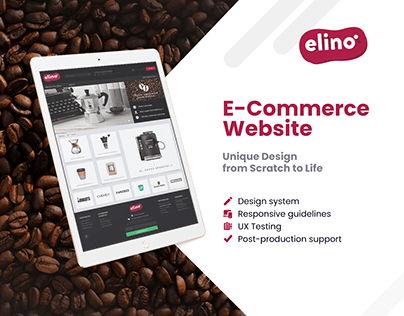 E-Commerce Website for a Local Business