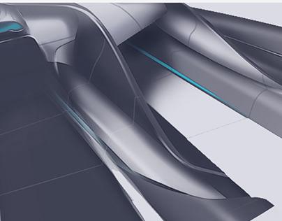 Tesla 2020 Interior
